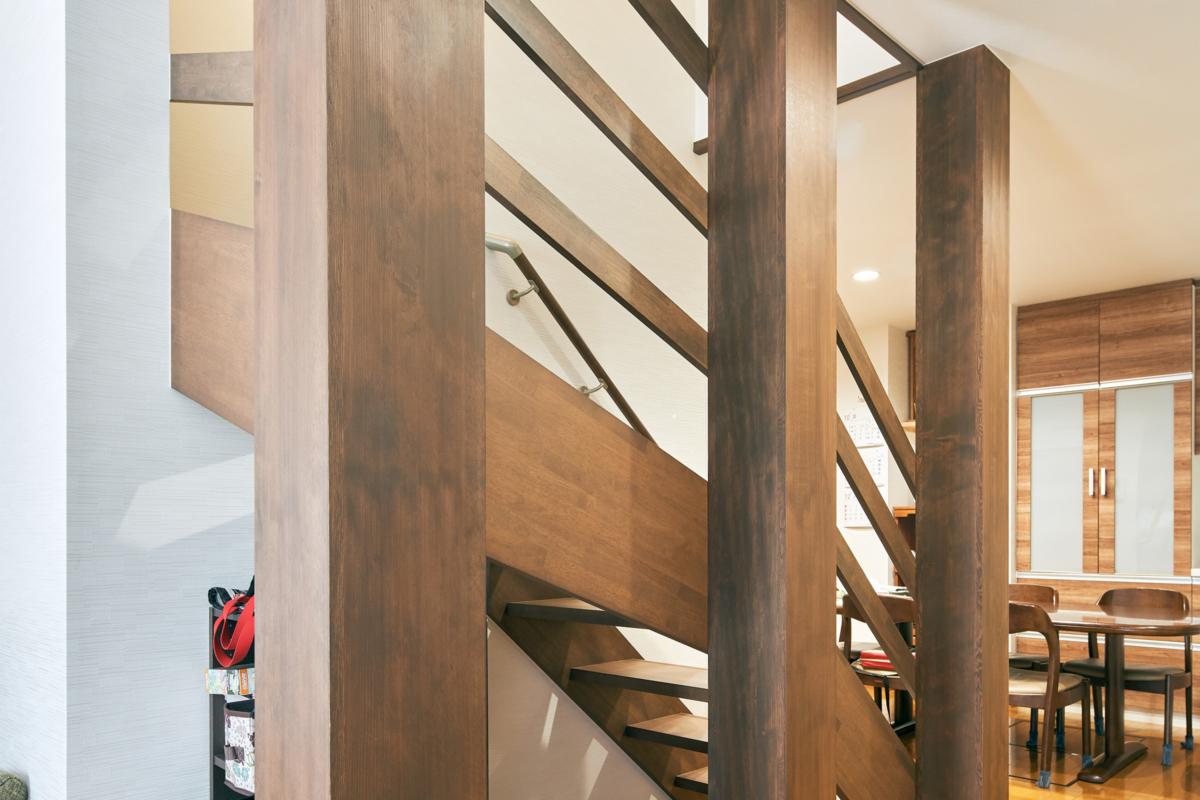 2階居室と階段の大改築、お子様たちの心地よい居場所に イメージ