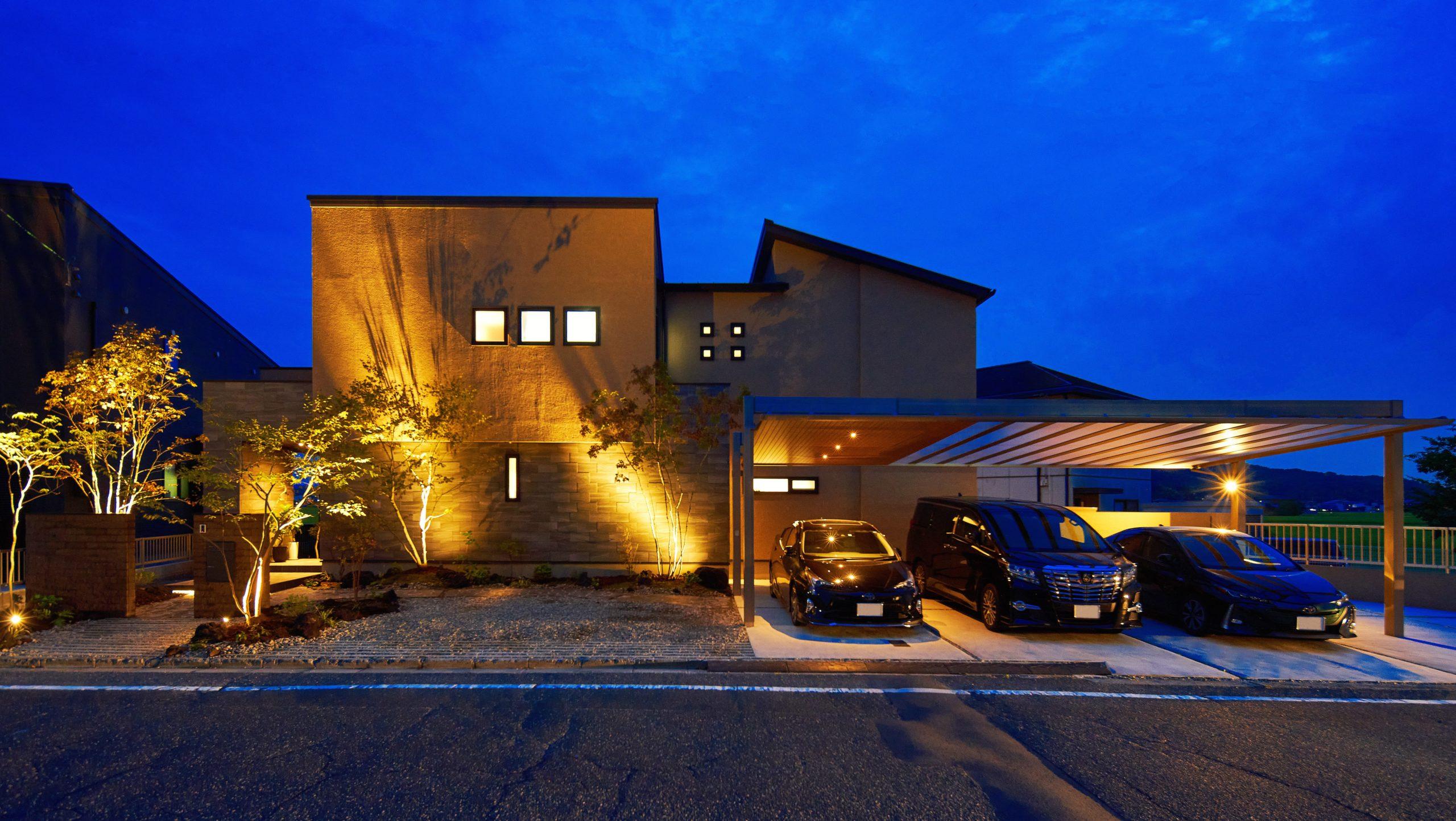 工夫満載、細部までこだわりぬいた家族に寄り添う家。 イメージ