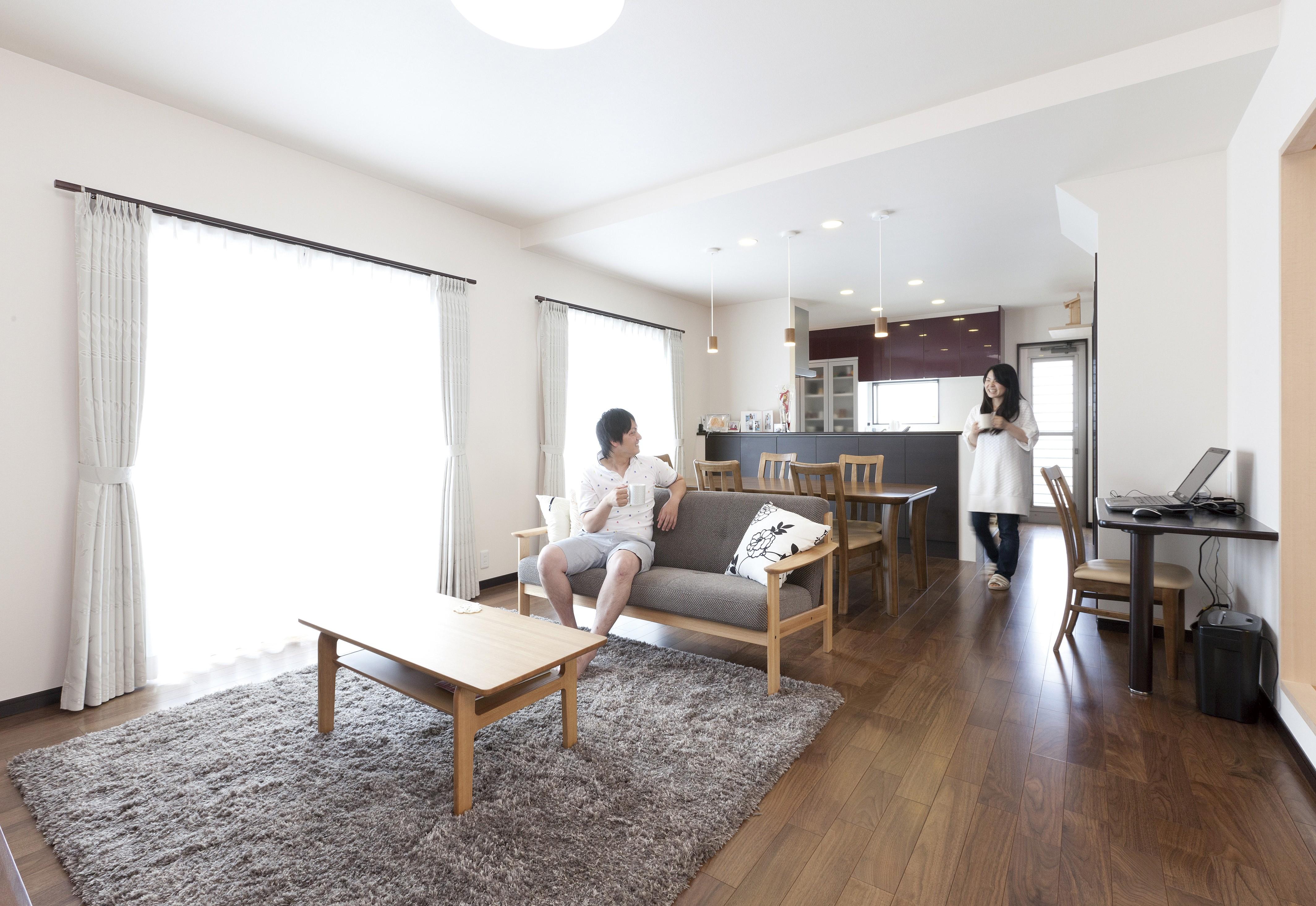 収納たっぷり、お部屋すっきり 土地探しからきめ細やかな提案 イメージ